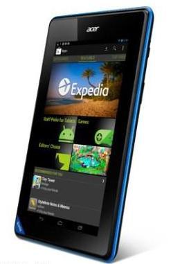 Acer Tunjukkan Tampilan Dan Spesifikasi Dari Tablet 150