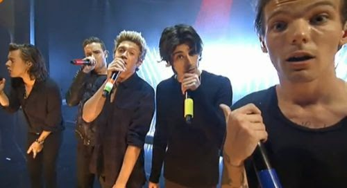 """One Direction: Great restlessness at """"Wetten, dass ..?"""""""