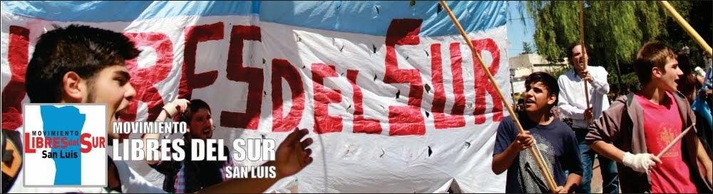 Libres del Sur - San Luis