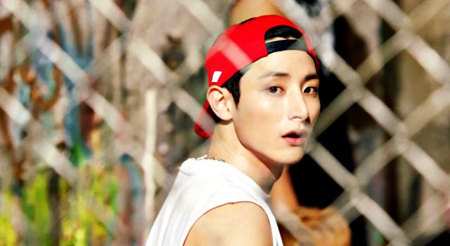 lee soo hyuk 2ne1 mv falling in love