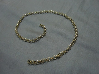 rolo chain diy craft
