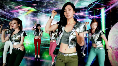 girls generation yuri galaxy supernova