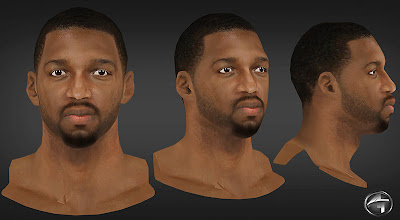 NBA 2K13 Tracy McGrady Cyberface Patch