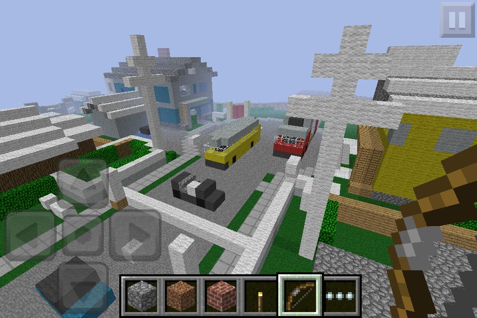 Minecraft Spielen Deutsch Minecraft Pe Huser Download Bild - Minecraft hauser videos