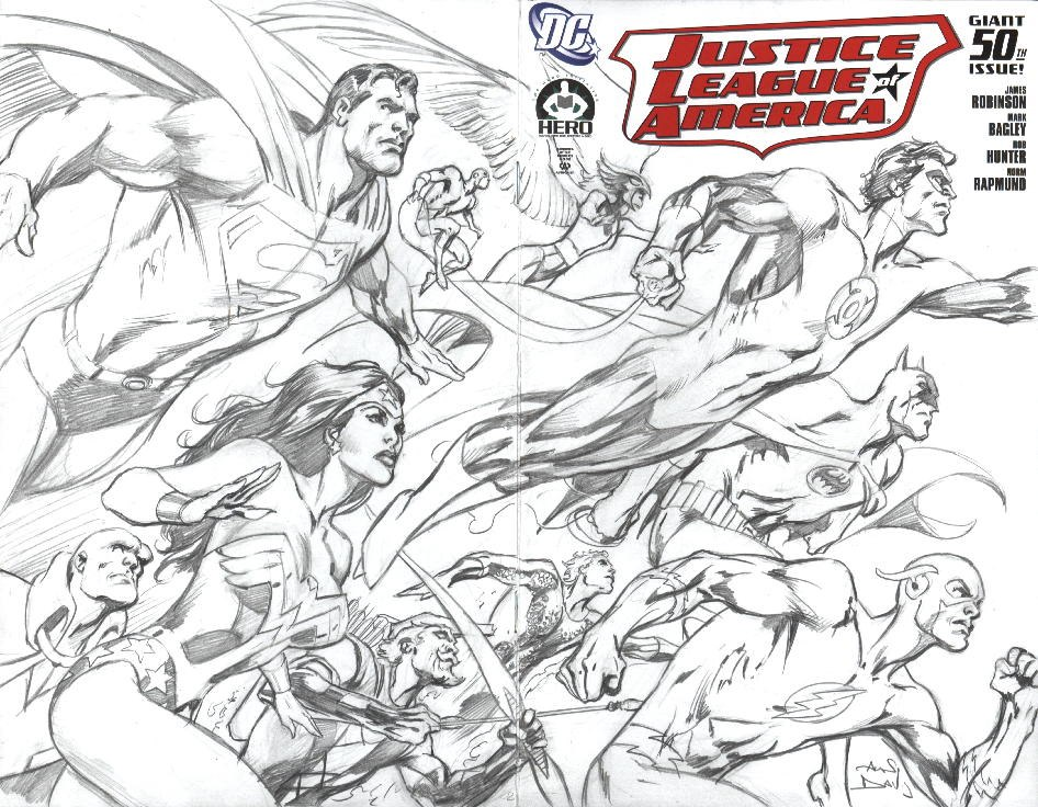 coloring pages and justice league - photo#16