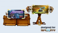 Escenografía District 5 L + Infinity Holoads (review) [Micro Art Studios].
