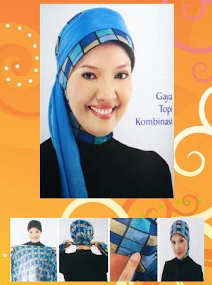 Cara Memakai Jilbab Modis Ke Kantor 2