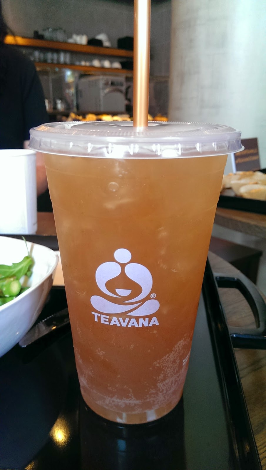 Teavana+Tea+Bar Teavana Tea Bar Review- Loose Leaf  Tea #Beverteahills #Teavanateabar