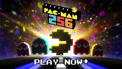 Download Game Android Gratis Pac-Man 256-Endless Maze apk