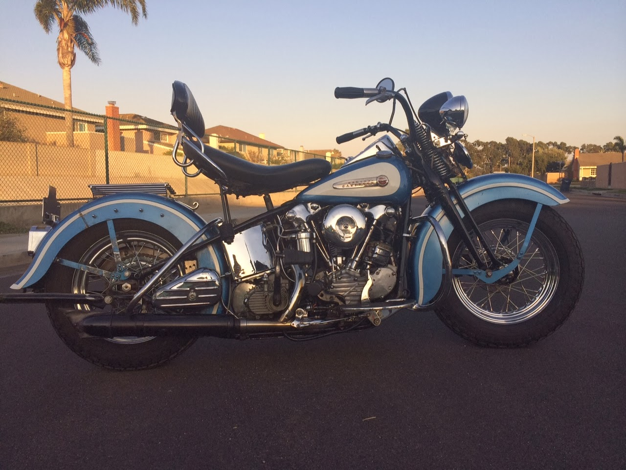 FOR SALE 1947 knucklehead