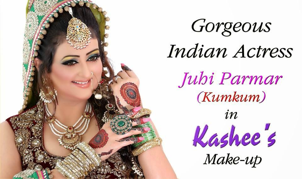 Kashee, Makeup, Indian, 2015.