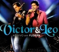 CD e DVD Victor e Leo ao vivo em Floripa