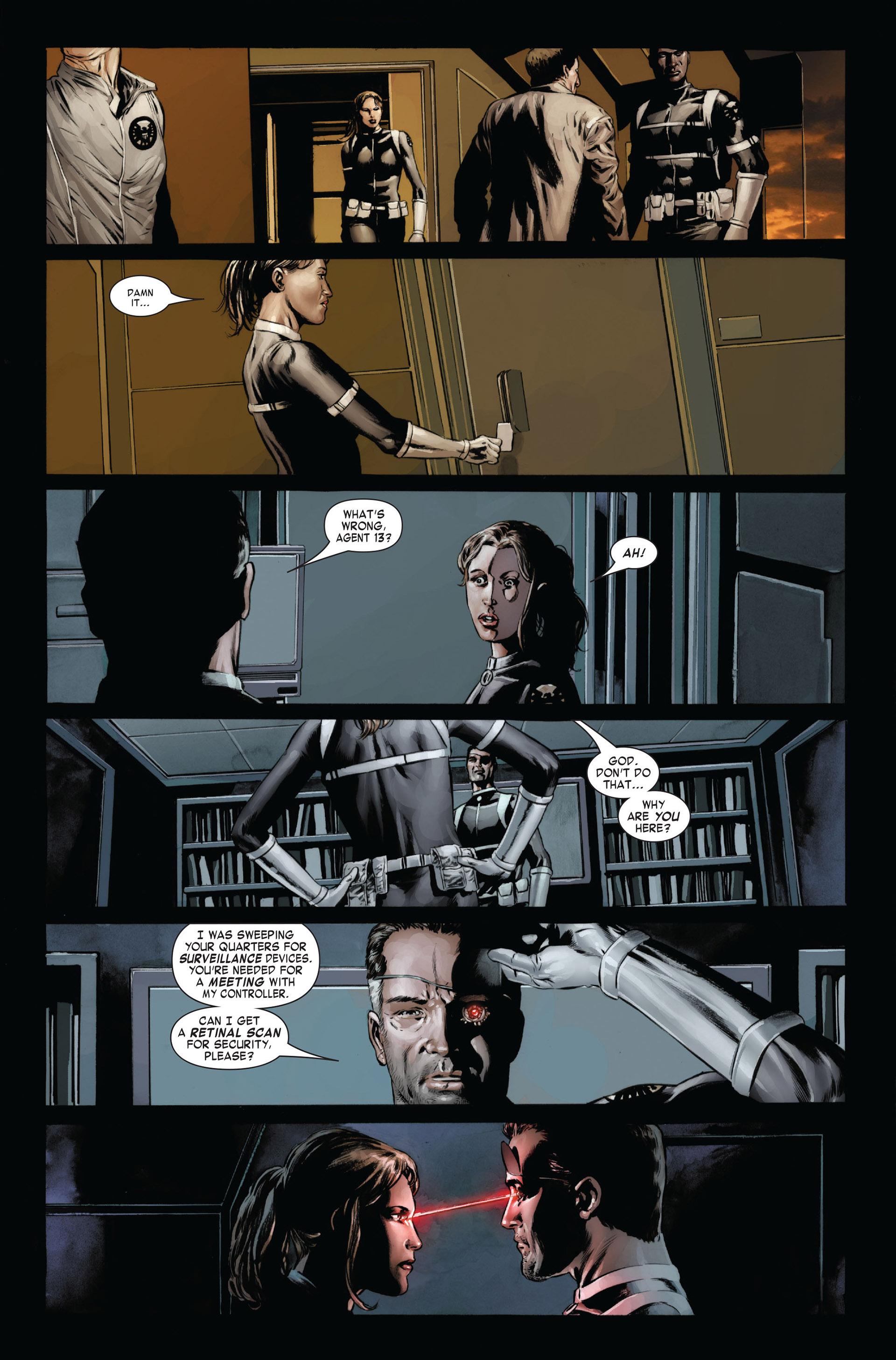 Captain America (2005) Issue #24 #24 - English 4