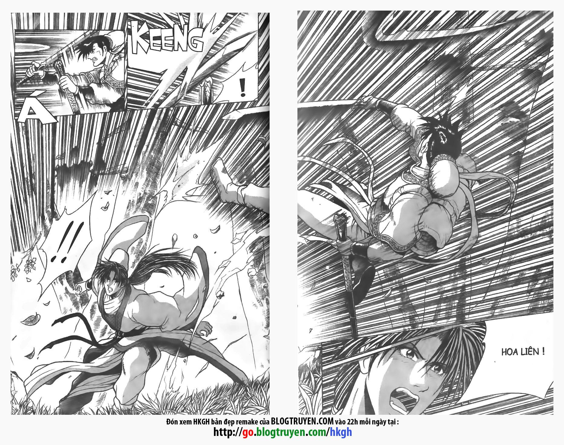 Hiệp Khách Giang Hồ - Hiệp Khách Giang Hồ Chap 086 - Pic 19