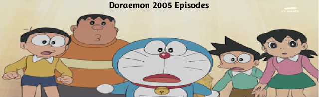 Doraemon 2005 Episodes