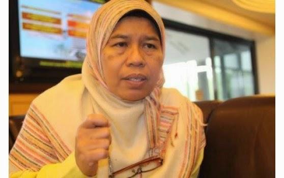 Zuraida Khalid penderhaka yang belum masuk neraka