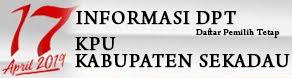 INFORMASI REKAPITULASI DPTHP-2 PERBAIKAN