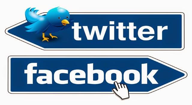 Twitter y Facebook Desaparecen