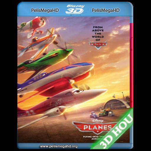 AVIONES (2013) 3D HALF OU 1080P HD MKV ESPAÑOL LATINO
