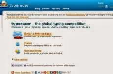 TypeRacer: aumenta tu velocidad de tipeo compitiendo contra jugadores de todo el mundo