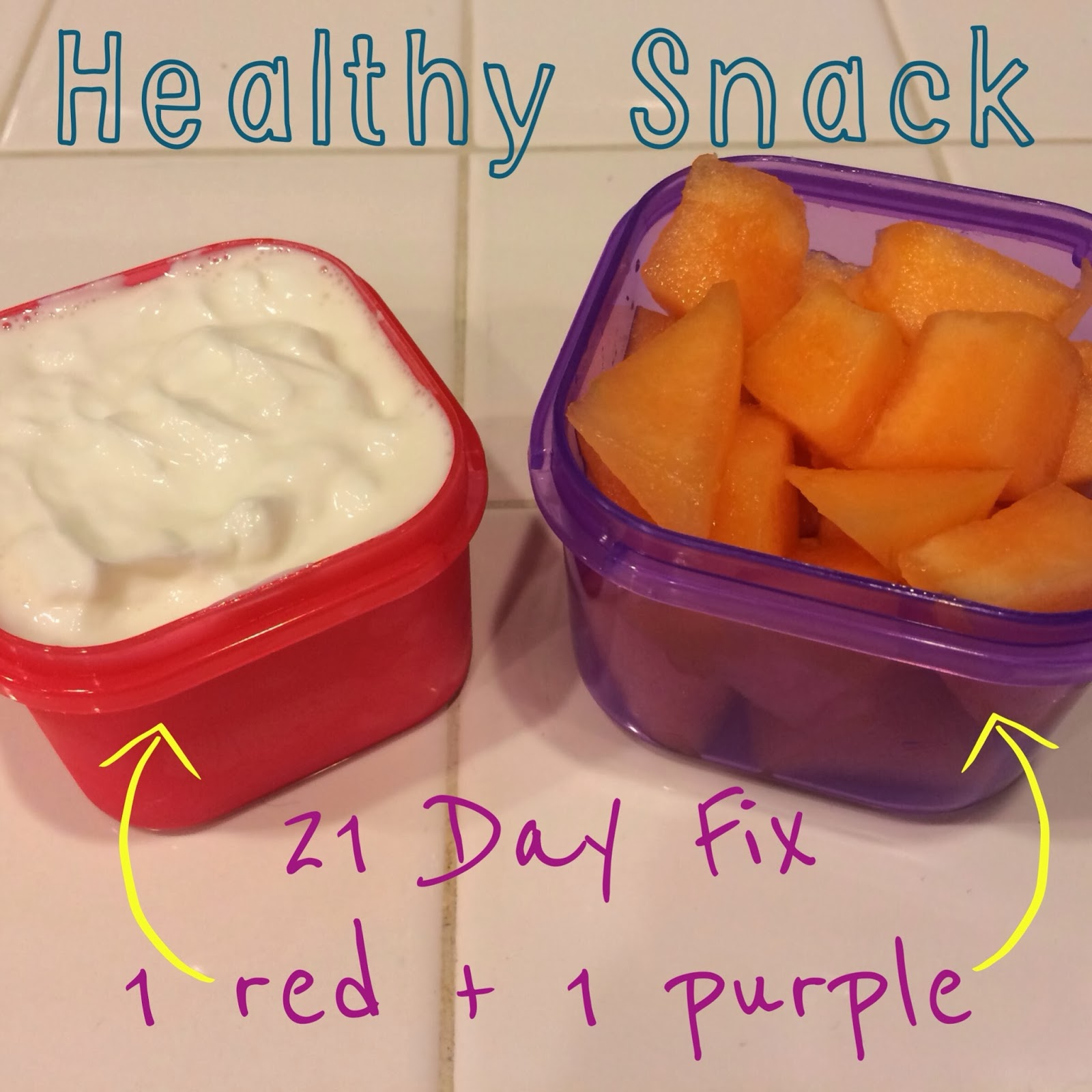 21 Day Fix Snacks, 21 Day Fix Extreme Snacks,
