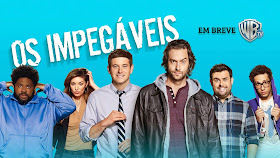 Estreia na Warner Channel