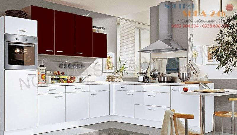 Tủ bếp TB085