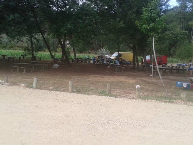 Parque de Merendas de Bolviar