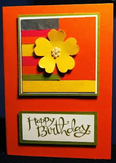 Let's start at the very beginning card strips Zena Kennedy Stampin Up independent demonstrator