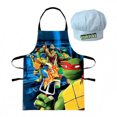 Delantal Tortugas Ninja