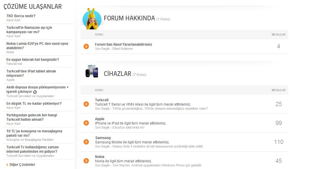Turkcell Forum Nedir Ne İşe Yarar?
