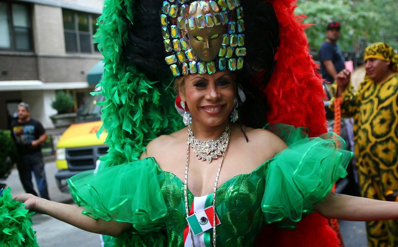 imagenes del foklore mexicano den Nueva York