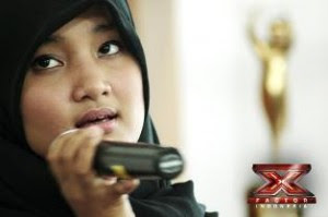 Foto Fatin Lupa Lirik Everything at Once