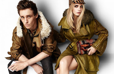 First Look: Burberry's Spring/Summer 2012 Ad Campaign