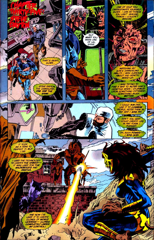 Deathstroke (1991) Issue #50 #55 - English 22