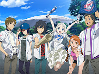 Anohana: The Flower We Saw That Day Episode 01