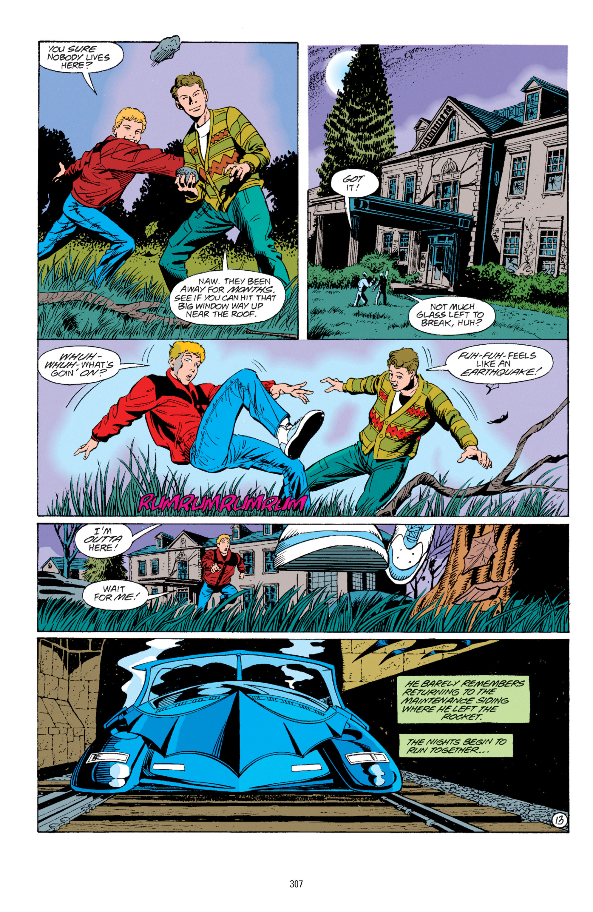 Detective Comics (1937) Issue #671 Page 14