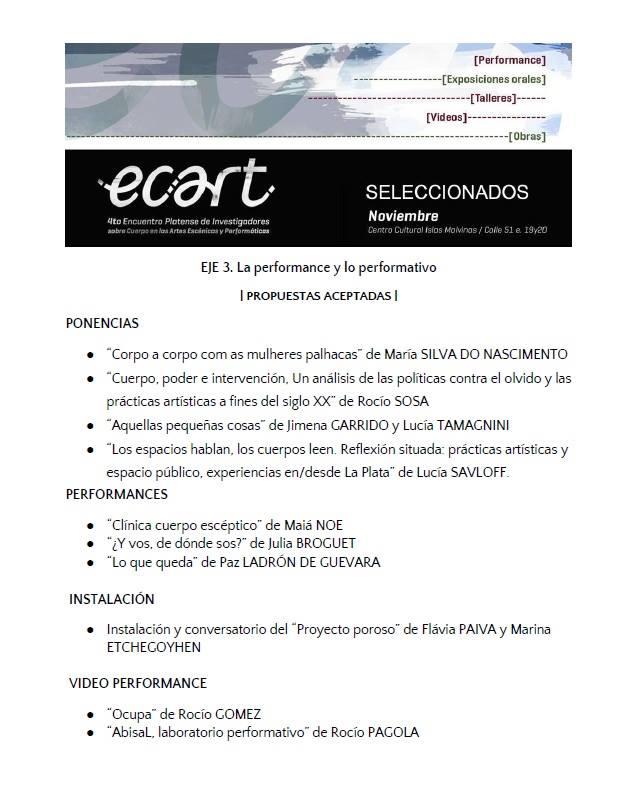 La Plata/ Noviembre