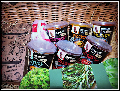 Ainsley Harriott's Premium Soups