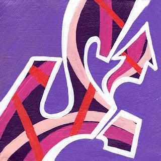 Graffiti Letter J