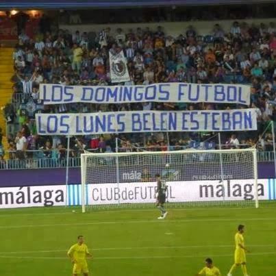Viva el futbol, el paro y el hambre