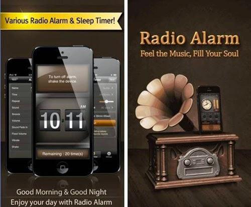 radio alarm clock ios app free download. Black Bedroom Furniture Sets. Home Design Ideas