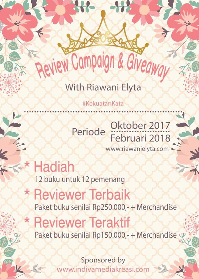 Review Campaigne dan Giveaway