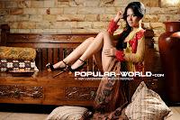 hot Gallery Foto Ririen Tjandra di Majalah Popular
