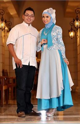 baju couple muslimah