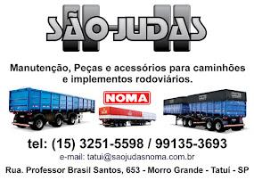 SÃO JUDAS Manutenção, peças e acessórios para caminhões e implementos rodoviários.