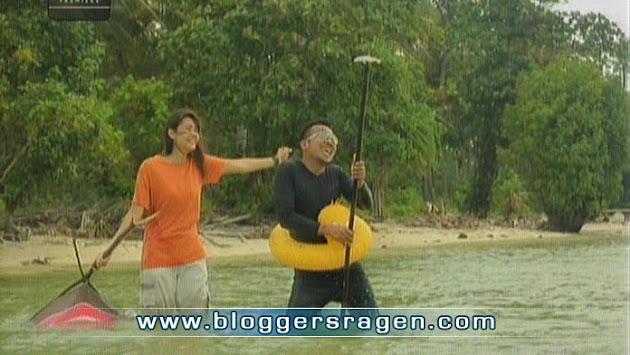 Pemain Terdampar Di Pulau Kosong