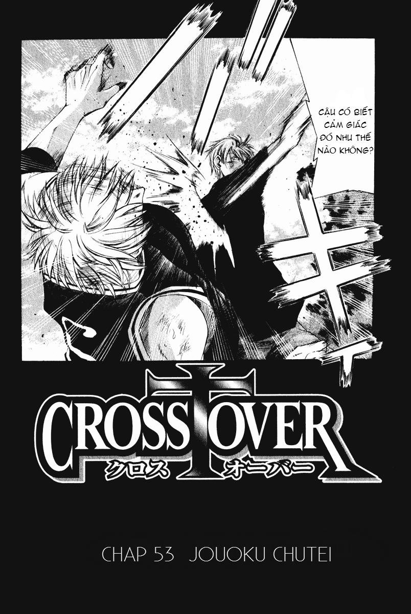Cross Over chap 53 - Trang 3