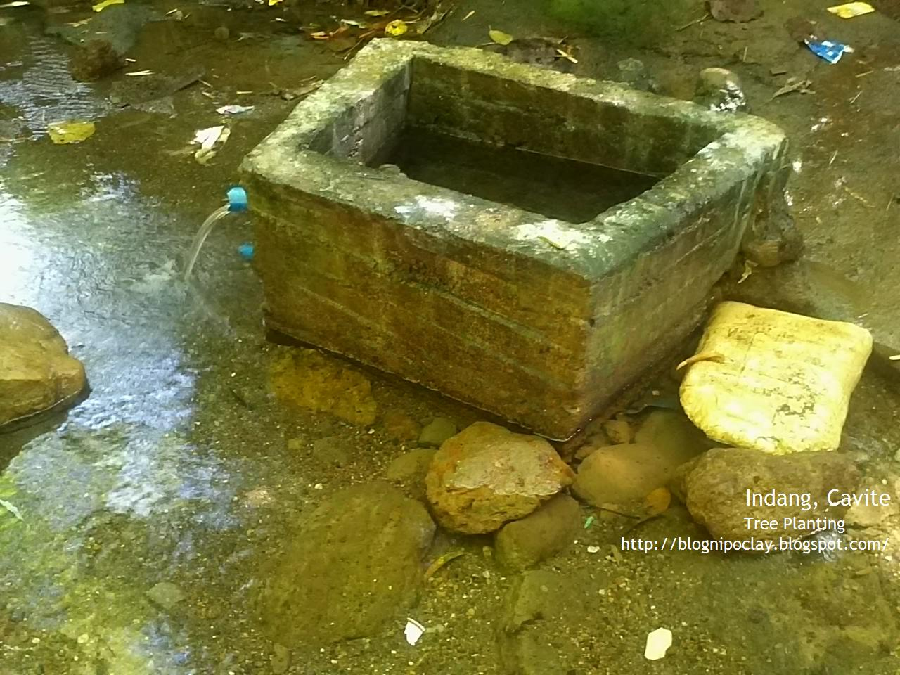 Mainam kung ang lugar na ito ay malilinis.