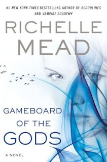 Review:Gameboard of The Gods by Richelle Mead